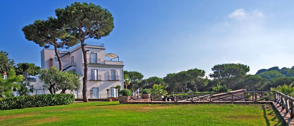 Sorrento Luxury Villa